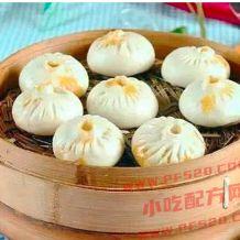 杭州小笼包、包子、灌汤包的做法和制作过程,馅料馅技术配方教程大全教程秘方