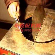 闻来香窑烤羊肉串 窑烤小吃视频教学