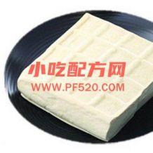 石膏豆腐制作