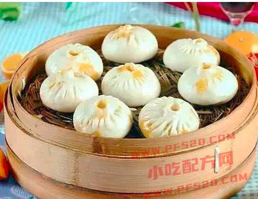 杭州小笼包、包子、灌汤包的做法和制作过程,馅料馅技术配方教程大全教程秘方 包子 小笼包 第1张