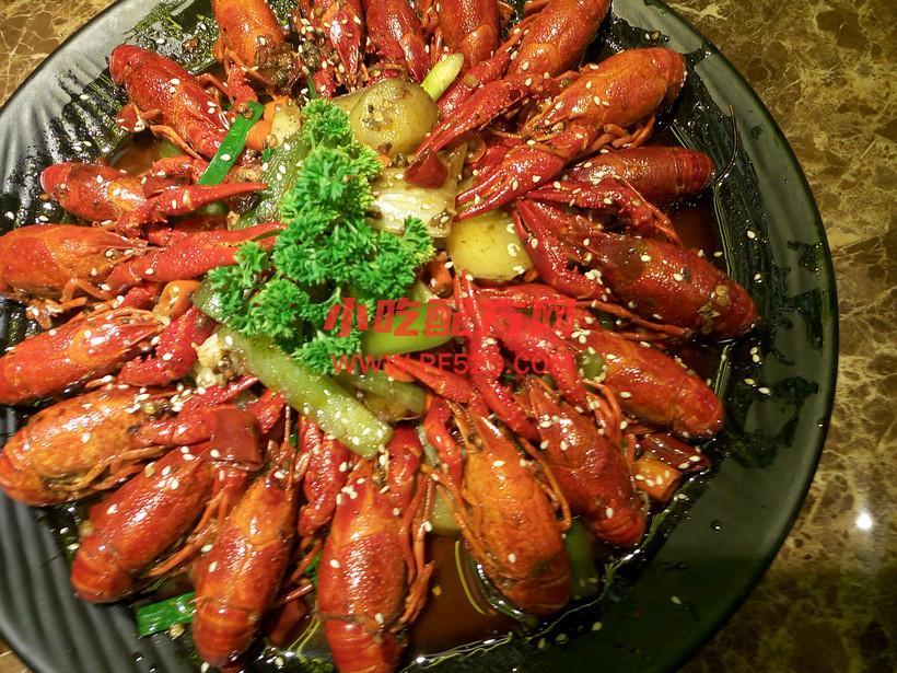 潜江泡椒小龙虾的做法和技术配方,高清视频教程