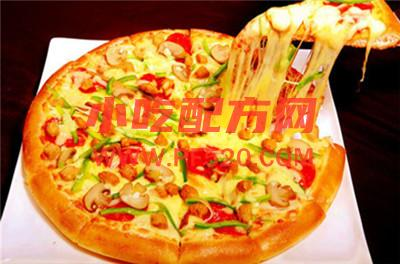 披萨饼制作方法的视频教程和配方,各种披萨技术打包下载