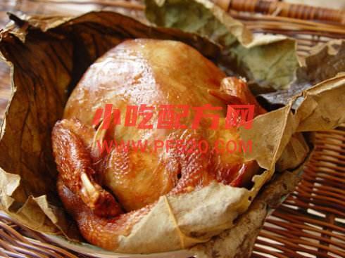 叫花鸡的正宗制作方法配料,多种叫花鸡制作技术分享 叫花鸡 第1张