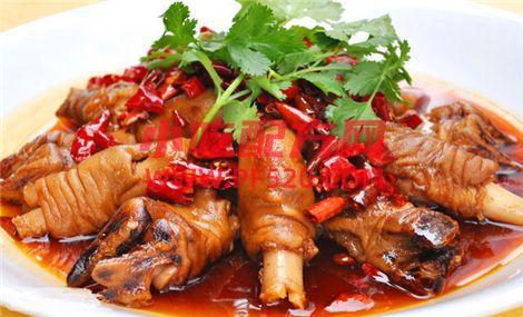 麻辣羊蹄、卤羊蹄、焖羊蹄,糊辣香辣羊蹄的做法和技术配方