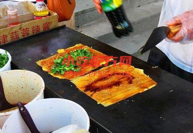 东北烤冷面技术烤冷面专用酱料配方 第1张